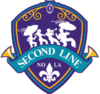 New Orleans Second Line logo